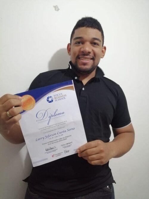Graduado diplomado Focus Bussines School