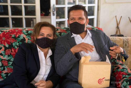 Lácides y Libia en la cabeza del ministerio